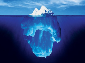 About Counselling. Iceberg
